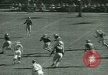 Image of American football New York City USA, 1944, second 58 stock footage video 65675021119