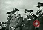 Image of General James Doolittle honors Fliers United Kingdom, 1944, second 13 stock footage video 65675021123