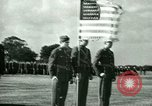 Image of General James Doolittle honors Fliers United Kingdom, 1944, second 27 stock footage video 65675021123
