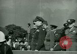 Image of General James Doolittle honors Fliers United Kingdom, 1944, second 33 stock footage video 65675021123