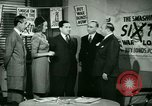 Image of Magazzu an exhibitor honored New York United States USA, 1944, second 6 stock footage video 65675021125