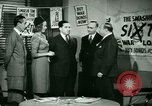 Image of Magazzu an exhibitor honored New York United States USA, 1944, second 7 stock footage video 65675021125
