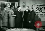 Image of Magazzu an exhibitor honored New York United States USA, 1944, second 9 stock footage video 65675021125