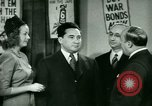 Image of Magazzu an exhibitor honored New York United States USA, 1944, second 21 stock footage video 65675021125