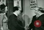 Image of Magazzu an exhibitor honored New York United States USA, 1944, second 61 stock footage video 65675021125