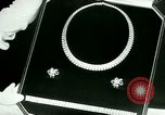 Image of Jewelry display New York United States USA, 1946, second 29 stock footage video 65675021128
