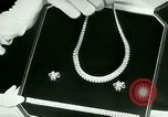 Image of Jewelry display New York United States USA, 1946, second 31 stock footage video 65675021128