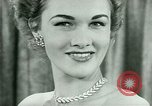 Image of Jewelry display New York United States USA, 1946, second 42 stock footage video 65675021128