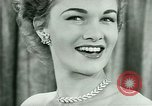 Image of Jewelry display New York United States USA, 1946, second 43 stock footage video 65675021128