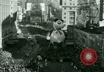 Image of Macys Thanksgiving Day Parade 1946 New York City USA, 1946, second 4 stock footage video 65675021136