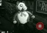 Image of Macys Thanksgiving Day Parade 1946 New York City USA, 1946, second 9 stock footage video 65675021136