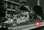 Image of Macys Thanksgiving Day Parade 1946 New York City USA, 1946, second 16 stock footage video 65675021136