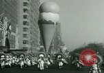 Image of Macys Thanksgiving Day Parade 1946 New York City USA, 1946, second 27 stock footage video 65675021136