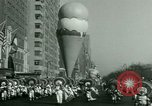 Image of Macys Thanksgiving Day Parade 1946 New York City USA, 1946, second 28 stock footage video 65675021136