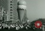 Image of Macys Thanksgiving Day Parade 1946 New York City USA, 1946, second 29 stock footage video 65675021136