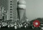 Image of Macys Thanksgiving Day Parade 1946 New York City USA, 1946, second 30 stock footage video 65675021136