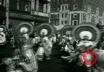 Image of Macys Thanksgiving Day Parade 1946 New York City USA, 1946, second 32 stock footage video 65675021136