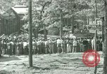 Image of Prisoners of War Camp United States USA, 1944, second 1 stock footage video 65675021142