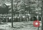 Image of Prisoners of War Camp United States USA, 1944, second 2 stock footage video 65675021142