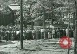 Image of Prisoners of War Camp United States USA, 1944, second 3 stock footage video 65675021142