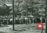Image of Prisoners of War Camp United States USA, 1944, second 9 stock footage video 65675021142