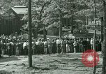 Image of Prisoners of War Camp United States USA, 1944, second 10 stock footage video 65675021142