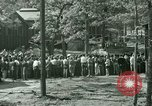 Image of Prisoners of War Camp United States USA, 1944, second 12 stock footage video 65675021142
