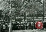 Image of Prisoners of War Camp United States USA, 1944, second 19 stock footage video 65675021142