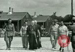 Image of Prisoner of War Camp United States USA, 1944, second 14 stock footage video 65675021143