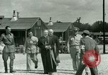 Image of Prisoner of War Camp United States USA, 1944, second 15 stock footage video 65675021143