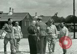 Image of Prisoner of War Camp United States USA, 1944, second 17 stock footage video 65675021143
