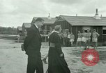 Image of Prisoner of War Camp United States USA, 1944, second 33 stock footage video 65675021143
