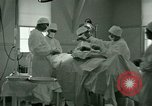 Image of healthcare in Prisoner of War Camp Southern United States USA, 1944, second 26 stock footage video 65675021144