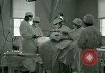 Image of healthcare in Prisoner of War Camp Southern United States USA, 1944, second 27 stock footage video 65675021144