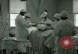 Image of healthcare in Prisoner of War Camp Southern United States USA, 1944, second 28 stock footage video 65675021144