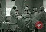 Image of healthcare in Prisoner of War Camp Southern United States USA, 1944, second 29 stock footage video 65675021144
