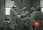 Image of healthcare in Prisoner of War Camp Southern United States USA, 1944, second 31 stock footage video 65675021144