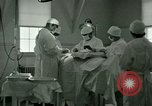Image of healthcare in Prisoner of War Camp Southern United States USA, 1944, second 32 stock footage video 65675021144