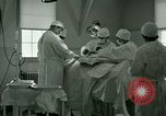 Image of healthcare in Prisoner of War Camp Southern United States USA, 1944, second 33 stock footage video 65675021144