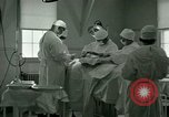Image of healthcare in Prisoner of War Camp Southern United States USA, 1944, second 37 stock footage video 65675021144