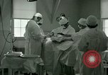 Image of healthcare in Prisoner of War Camp Southern United States USA, 1944, second 39 stock footage video 65675021144