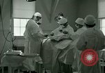 Image of healthcare in Prisoner of War Camp Southern United States USA, 1944, second 41 stock footage video 65675021144