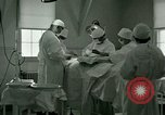 Image of healthcare in Prisoner of War Camp Southern United States USA, 1944, second 42 stock footage video 65675021144