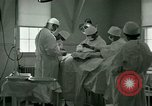 Image of healthcare in Prisoner of War Camp Southern United States USA, 1944, second 43 stock footage video 65675021144