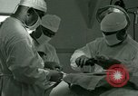 Image of healthcare in Prisoner of War Camp Southern United States USA, 1944, second 49 stock footage video 65675021144