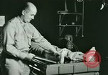 Image of healthcare in Prisoner of War Camp Southern United States USA, 1944, second 57 stock footage video 65675021144