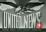 Image of B-29 Superfortress distance record Washington DC USA, 1945, second 4 stock footage video 65675021158