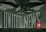 Image of B-29 Superfortress distance record Washington DC USA, 1945, second 27 stock footage video 65675021158