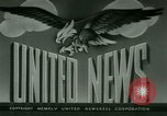 Image of B-29 Superfortress distance record Washington DC USA, 1945, second 28 stock footage video 65675021158