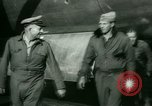 Image of B-29 Superfortress distance record Washington DC USA, 1945, second 48 stock footage video 65675021158